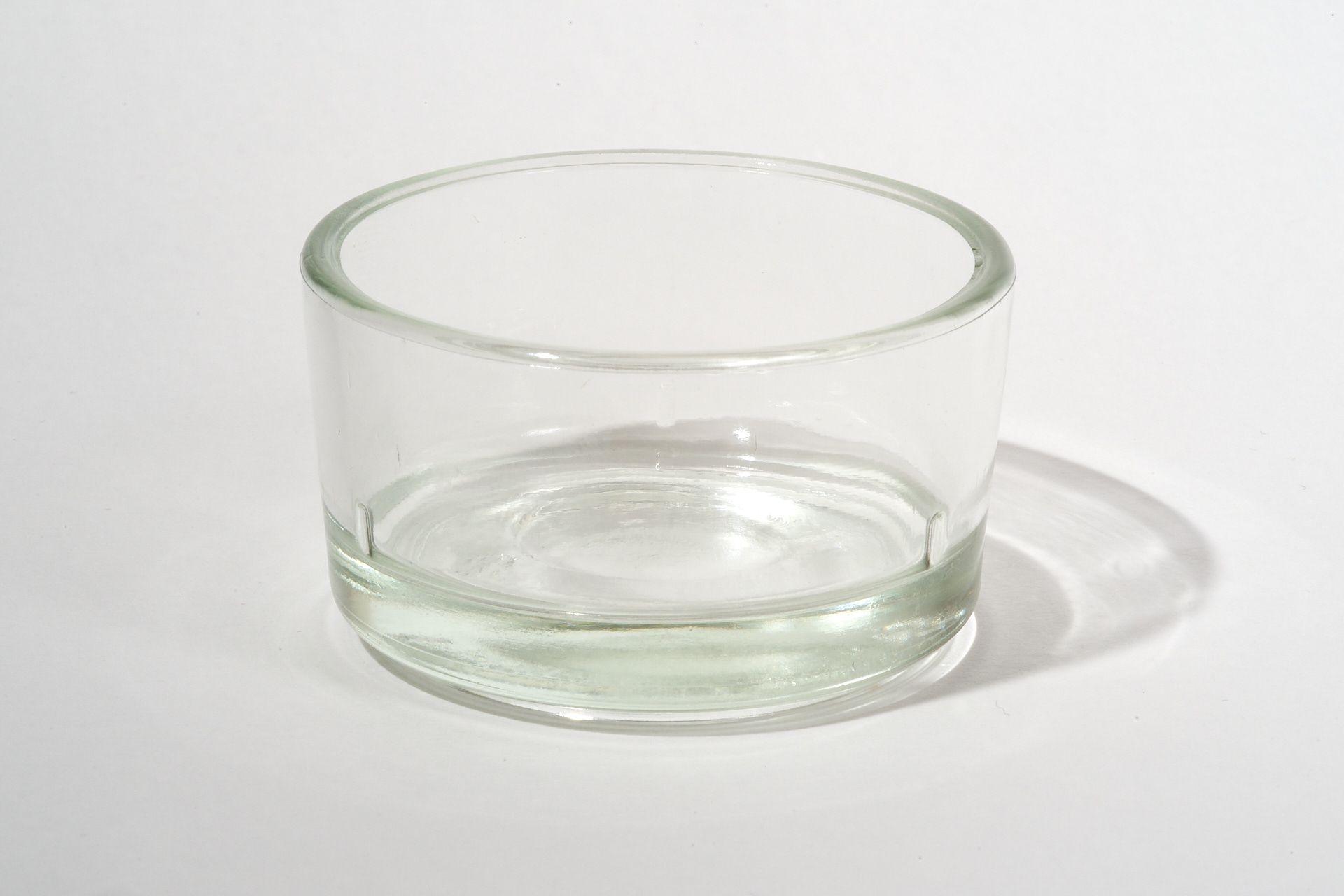 Teelichtglas passend zu unseren Teelichtern